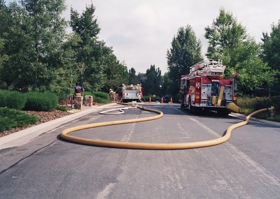 4825 S. Gaylord House Fire 7-22-1998