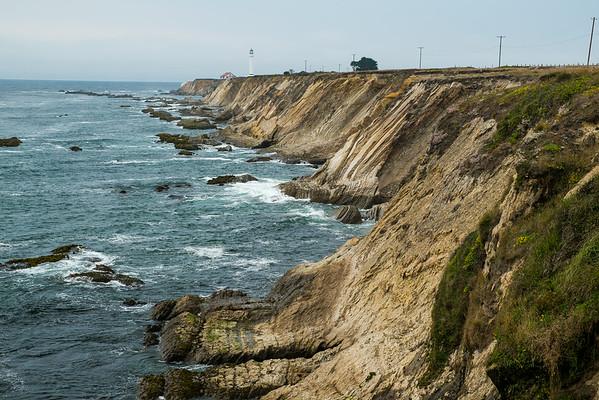 Mendocino Coast - 2014