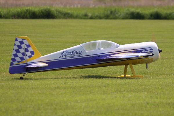 Pratt Wayne Flying 5/24/2014