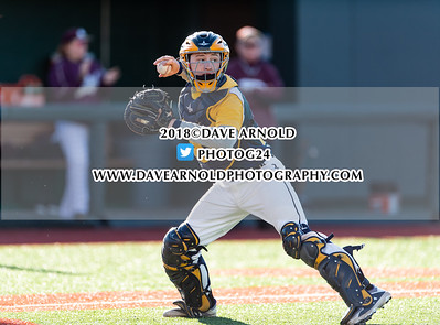 4/23/2018 - Varsity Baseball - Xaverian vs BC High