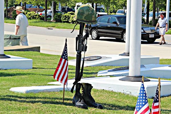 2014 Virginia Beach Memorial Day Ceremony
