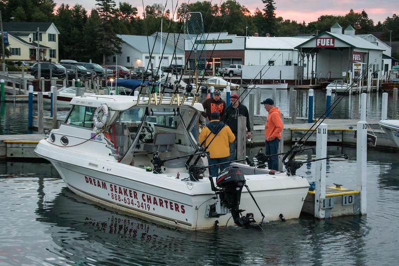 Sunday Aug 17, off to fish
