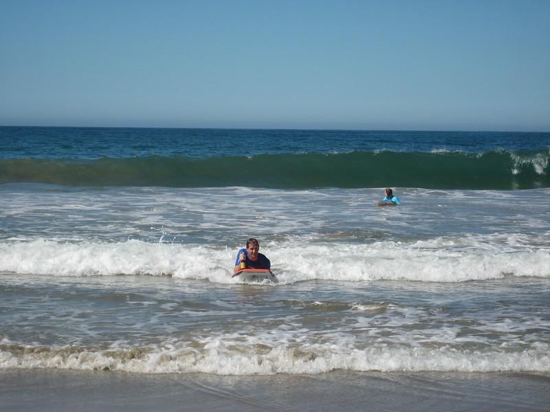 2007-12-1-0007-Las Alamandas in Jalisco, Mexico with Hahns-Private Beach-Curtis.JPG