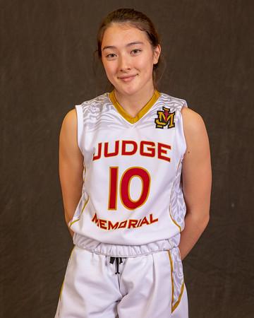 2018 - 2019 Judge Basketball Team Photos
