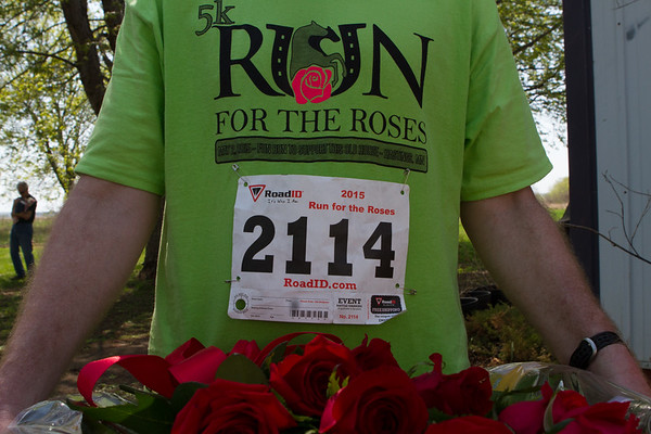 2015 This Old Horse Run For Roses 5K