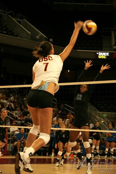Women's vs. Duke 2007