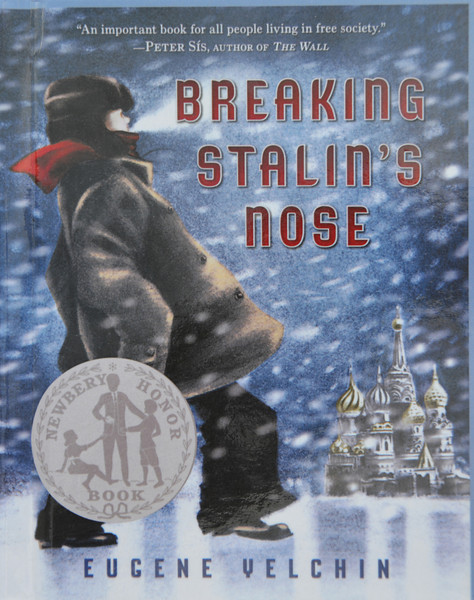 2012-7-27 ––– I read this little book this evening. It is written for children, but the message is more for adults. It is the story of a young boy living in the USSR under Stalin. He talks about his desire to please Stalin by being a good communist. His father is falsely accused as an enemy of the people so the neighbors can take their home. He learns the same happened to his mother and was taken to prison and shot. Then he is accused of the same. His fantasy of communism as the ultimate life style, and Stalin as a hero crumbles as he experiences the unfairness and fear in living in the USSR at this time in history. Everyone should read this to appreciate what they have.