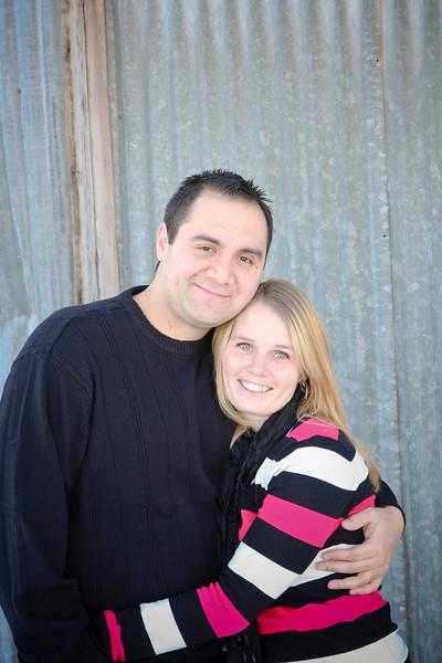 Kerrie & Michael