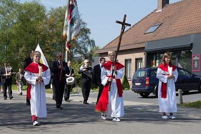 Processie Loenhout 2013