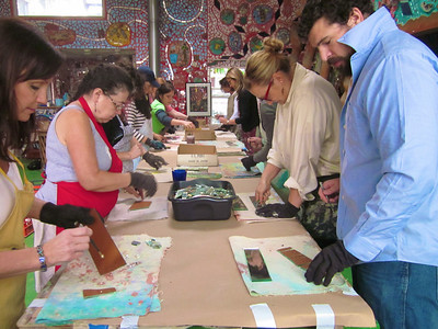 The Zagar Workshop Experience