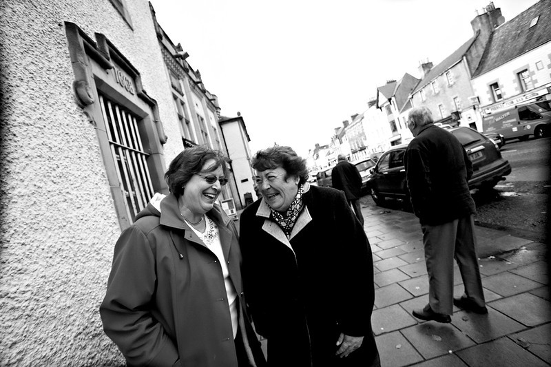 Holidaymakers - Peebles - Shooting from the Hip