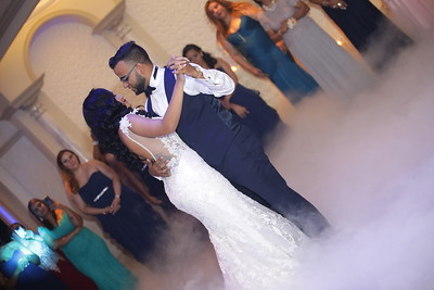 Jennifer & Carlos Wedding at Marina Del Rey