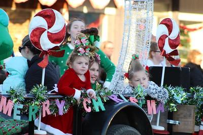Howe Chamber Christmas Parade, 12/14/2019