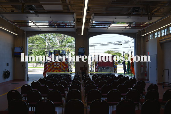 SYOSSET FIRE DEPARTMENT STATION #3 DEDICATION
