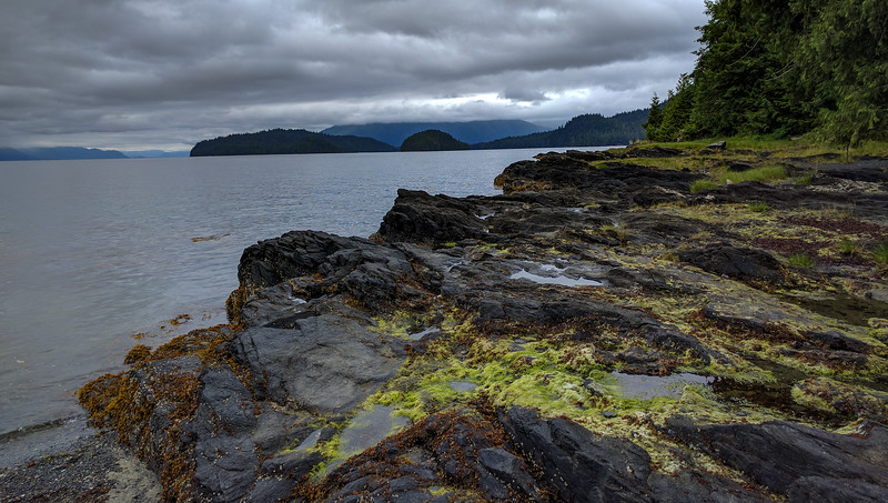 Settlers Cove Beach near Ketchikan
