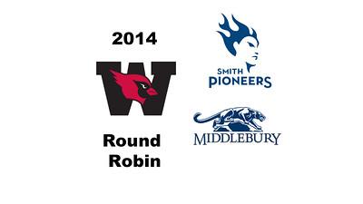 2014 Wesleyan Round Robin Video