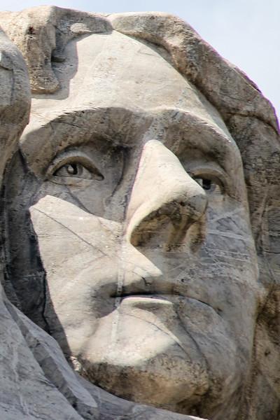 Thomas Jefferson - Mount Rushmore National Memorial