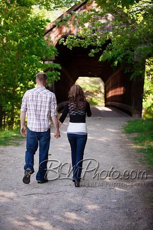 Sarah & Kyle Engagement 5.27.13