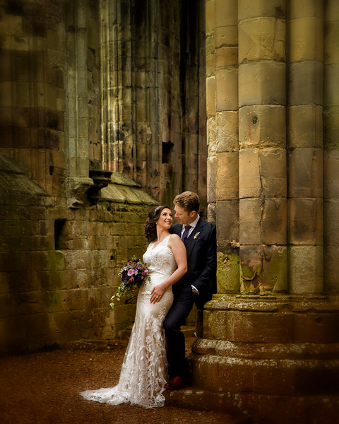 Melrose Abbey Wedding