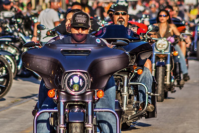 Lone Star Bike Rally 2016 Galveston