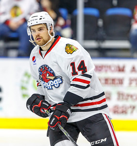 IceHogs vs Ads 02-07-15