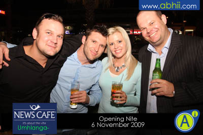 Newscafe - 6th November 2009