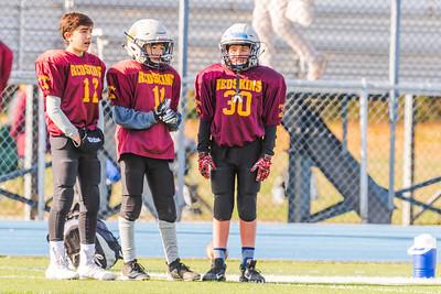 TJ Football Game 11-9-19