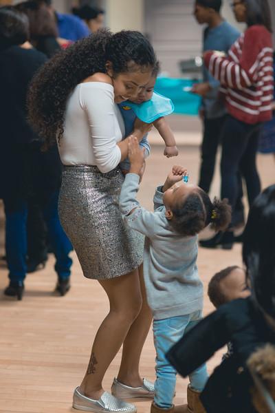 Breanna & Adrian Baby  Shower