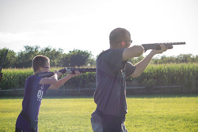 8.1.2013 HS Shooting Practice
