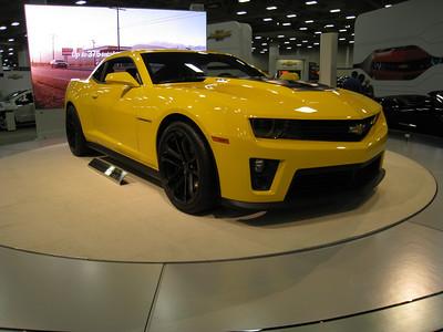Dallas Auto Show 2012
