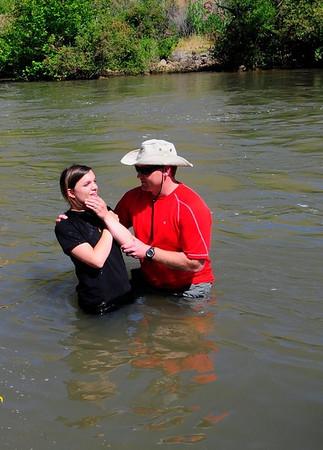 Israel Baptism