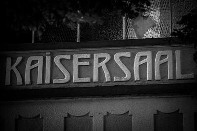 Schlosspark Herten Streetart