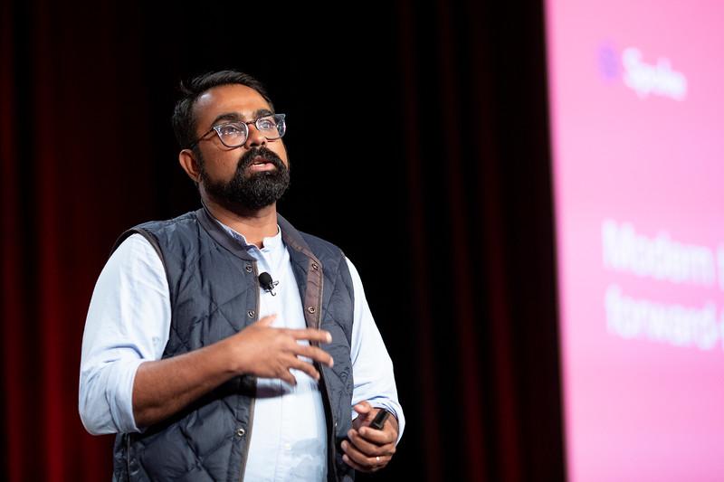 #VBTransform @VentureBeat  SpokeJay Srinivasan, Co-Founder and CEO