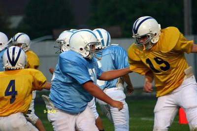 Youth Football 2009