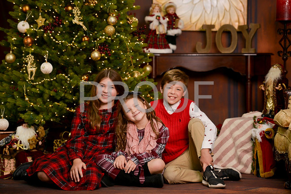 Grubbs family - Christmas