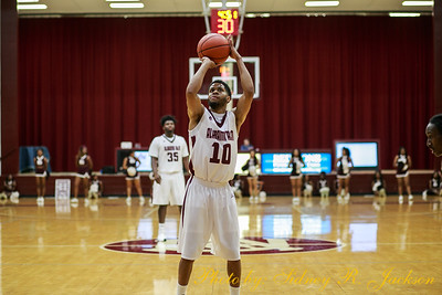 AAMU 2017 Men Basketball
