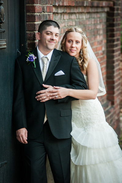 Sara and Steve - Alexandria Virginia Wedding