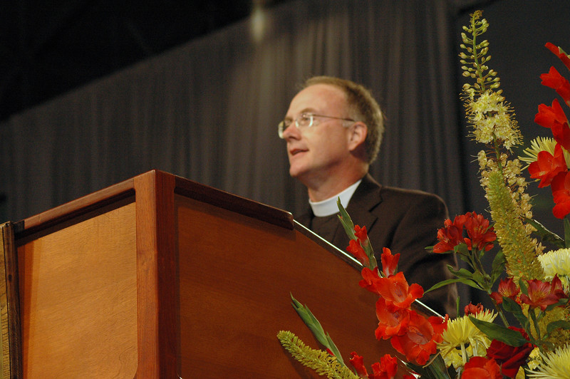 The Rev. Michael Burk
