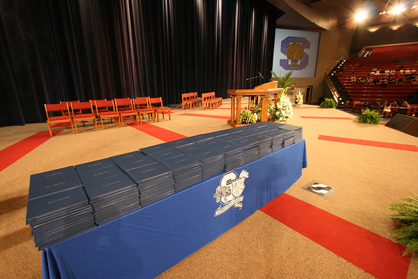 2009 Summit H.S. Graduation