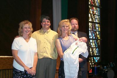 1999 Allison's Baptism