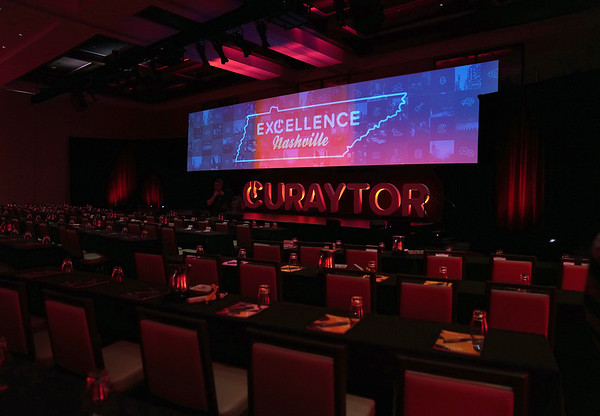 Curaytor Excellence 2019 Day One- Linc Reveal