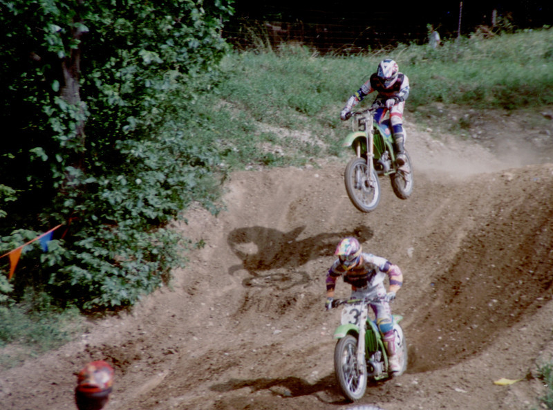Pro National Motocross Riders