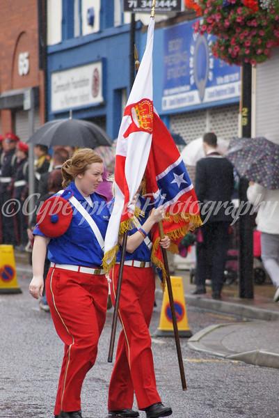 Relief of Derry Parade 2011