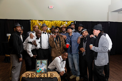 Reggie 40th Birthday Party Celebration