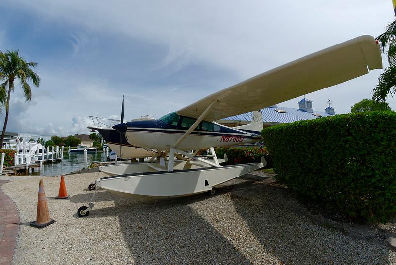 Sea Plane Parking Area