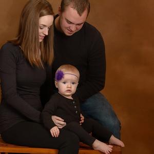 Leatherwood Family  2013