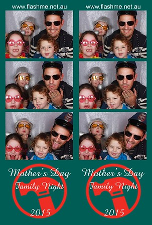 Bunnings Minchinbury Mother's Day Family Night - 7 May 2015