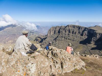 Trek - Ras Dashen (4550m)