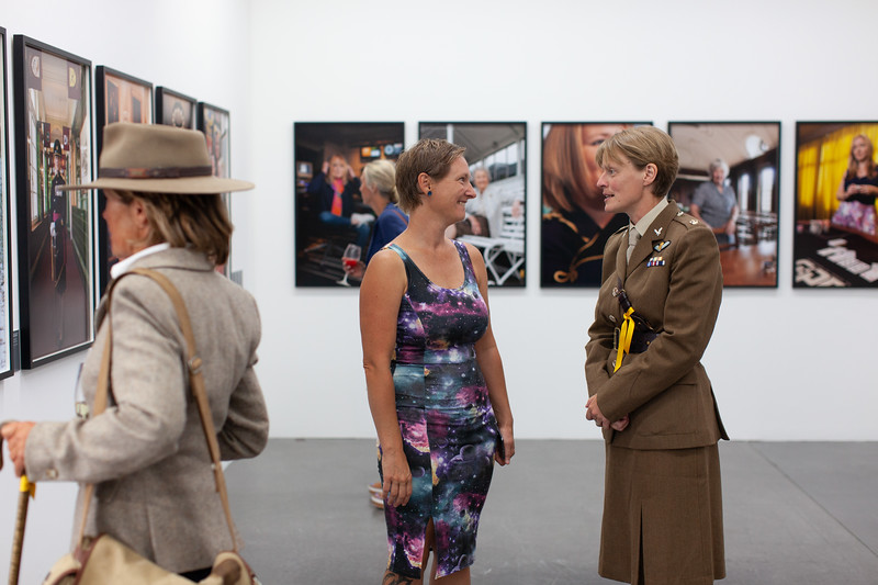 Anita Corbin Exhibition