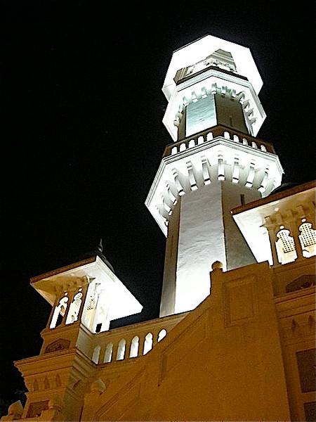 mosque in Georgetown, Penang Island